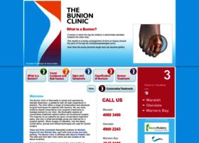 thebunionclinic.com.au