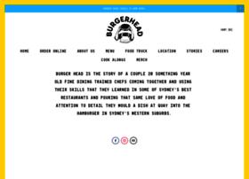 theburgerhead.com.au
