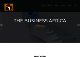 thebusinessafrica.com