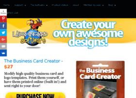 thebusinesscardcreator.com