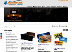 thebusinesscardshoppe.com