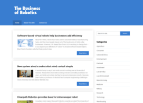 thebusinessofrobotics.com