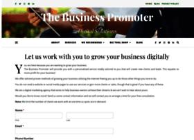 thebusinesspromoter.com