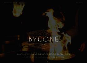 thebygonerestaurant.com