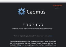 thecadmus.com