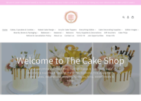 thecakeshop.co.nz