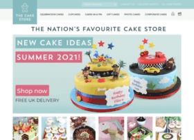 thecakestore.co.uk