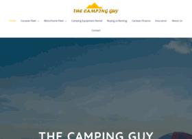 thecampingguy.com
