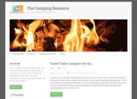 thecampingresource.com