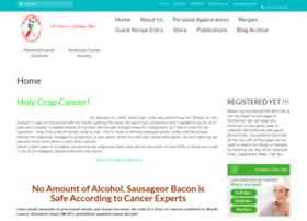 thecancerfightingchef.com
