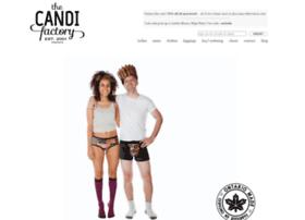 thecandifactory.com