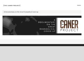 thecanerproject.com