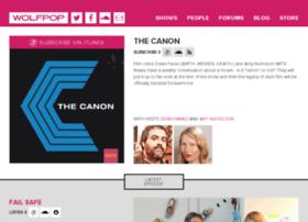 thecanon.wolfpop.com
