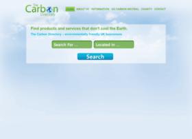 thecarbondirectory.com
