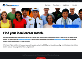 thecareerproject.org