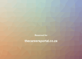 thecareersportal.co.za