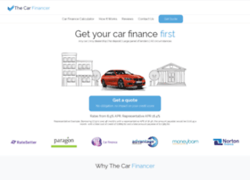 thecarfinancer.co.uk