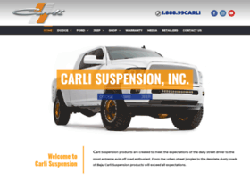 thecarlisuspension.com