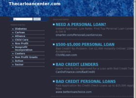 thecarloancenter.com