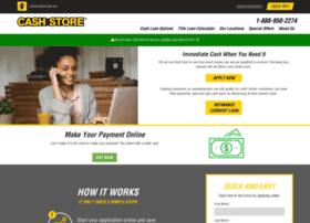 thecashstore.com