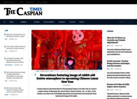 thecaspiantimes.com