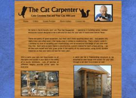 thecatcarpenter.com