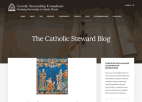 thecatholicsteward.com