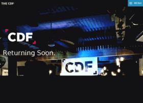 thecdf.co.uk