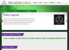 thecelticforce.com