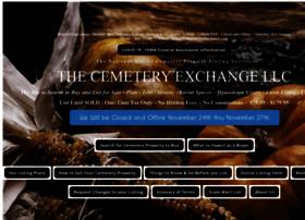 thecemeteryexchange.com