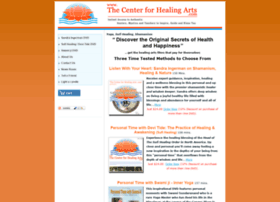 thecenterforhealingarts.com