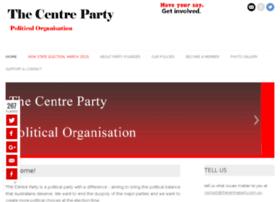 thecentreparty.com.au