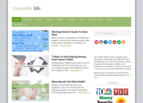 thecentsiblelife.com