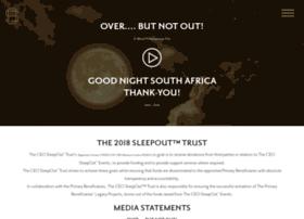 theceosleepoutza.co.za