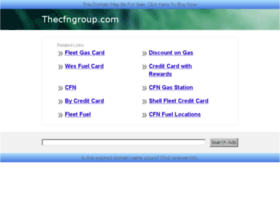 thecfngroup.com