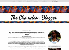 thechameleonblogger.com