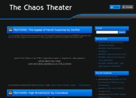 thechaostheater.net