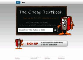 thecheaptextbook.com