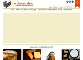 thecheeseshed.com