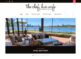 thechefhiswifeperth.com