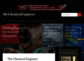 thechemicalengineer.com