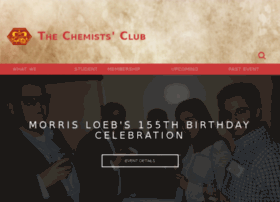 thechemistsclub.com
