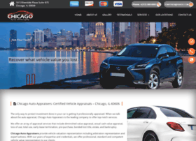 thechicagoautoappraisers.com