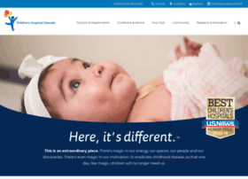 thechildrenshospital.org