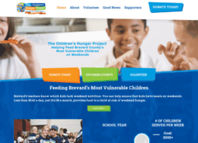 thechildrenshungerproject.org