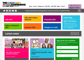 thechildrensmediaconference.com