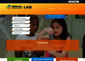 thechildrenssciencecenter.org