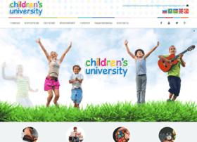 thechildrenuniversity.com
