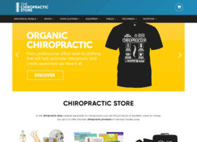 thechiropracticstore.com
