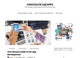 thechocolatelabapps.com
